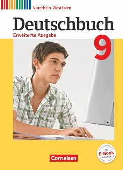 Deutschbuch 9. Schuljahr - Erweiterte Ausgabe -...