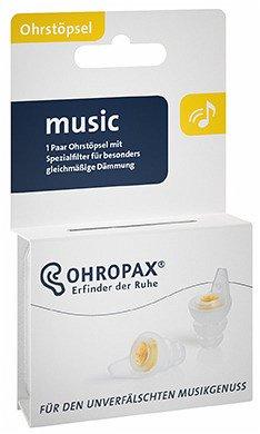 Ohropax Music