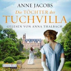 Die Töchter der Tuchvilla / Tuchvilla Bd.2 (MP3-Download) - Jacobs , Anne