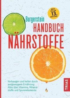 Handbuch Nährstoffe - Burgerstein, Uli P.;Schurgast, Hugo;Zimmermann, Michael B.