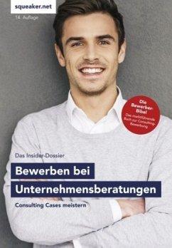 Bewerbung bei Unternehmensberatungen - Menden, Stefan