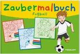 Zaubermalbuch Fußball