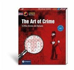 The Art of Crime - Sykes, Joseph