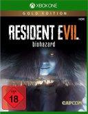 Resident Evil 7 biohazard Gold Edition (Xbox One)