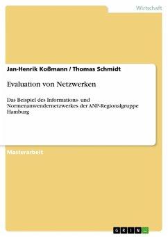 Evaluation von Netzwerken (eBook, ePUB)