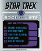 Star Trek: The Book of Lists (eBook, ePUB)