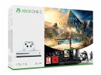 Microsoft Xbox One S 1TB inkl. Assassin´s Creed Origins und Rainbox Six Siege