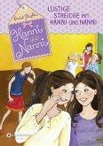 Lustige Streiche mit Hanni und Nanni / Hanni und Nanni Bd.11 (Mängelexemplar)