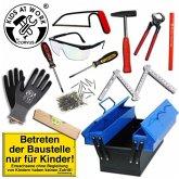 Corvus A600113 - Werkzeugset Box 03, Werkzeugkiste mit Werkzeug Set