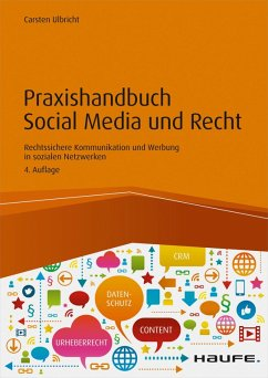Praxishandbuch Social Media und Recht (eBook, PDF) - Ulbricht, Carsten
