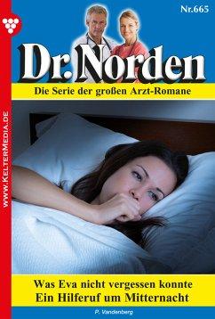 Dr. Norden 665 - Arztroman (eBook, ePUB)