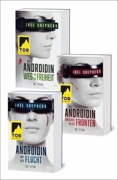 Die Androidin Bd.1-3 - Shepherd, Joel