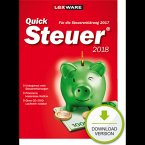 Lexware QuickSteuer 2018 (Download für Windows)