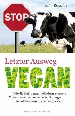 Letzter Ausweg vegan (Mängelexemplar)