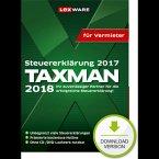 TAXMAN 2018 für Vermieter (für Steuerjahr 2017) (Download für Windows)