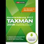TAXMAN 2018 Rentner & Pensionäre (für Steuerjahr 2017) (Download für Windows)
