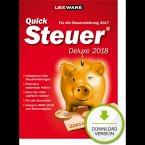 Lexware QuickSteuer Deluxe 2018 (für Steuerjahr 2017) (Download für Windows)