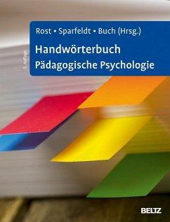 Handwörterbuch Pädagogische Psychologie