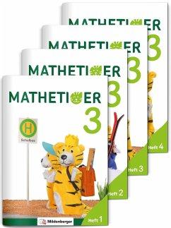 Mathetiger 3 - Heftausgabe · Neubearbeitung - Heidenreich, Matthias; Laubis, Thomas; Schnitzer, Eva