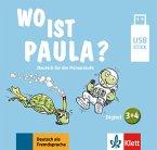 Lehrwerk digital auf USB-Stick / Wo ist Paula?