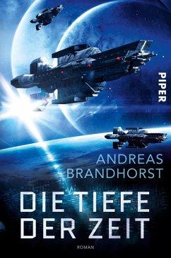 Die Tiefe der Zeit (eBook, ePUB) - Brandhorst, Andreas