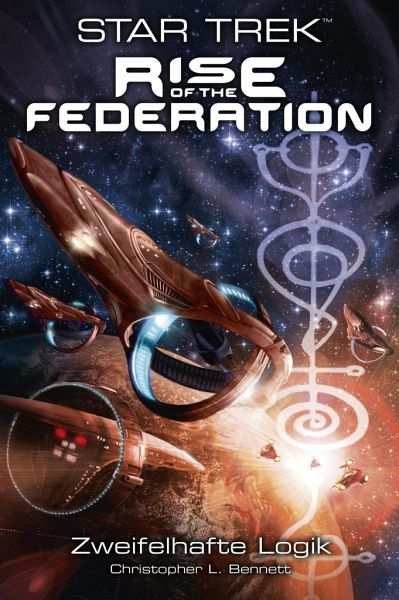 Buch-Reihe Star Trek - Rise of the Federation