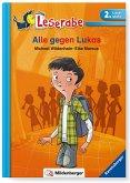 Leserabe 37 - Alle gegen Lukas, 2.Lesestufe