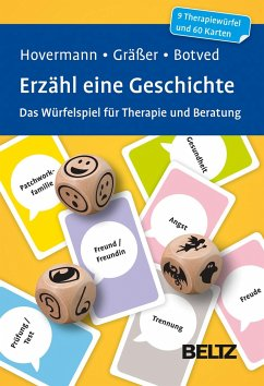 Erzähl eine Geschichte - Gräßer, Melanie;Botved, Annika;Hovermann, Eike