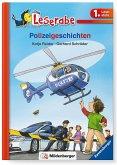 Leserabe 35 - Polizeigeschichten - 1.Lesestufe