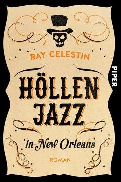 Höllenjazz in New Orleans / City-Blues-Quartett Bd.1 (eBook, ePUB) - Celestin, Ray
