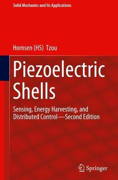 Piezoelectric Shells: Sensing, Energy Harvestin...