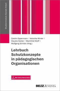Lehrbuch Schutzkonzepte in pädagogischen Organisationen