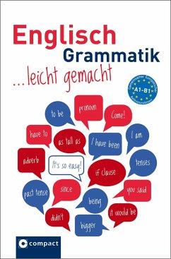 Englisch Grammatik leicht gemacht A1-B1 - Nowotny, Sarah; Adam, Manfred