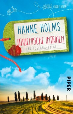Italienische Intrigen / Lisa Langer Bd.2 (eBook, ePUB) - Holms, Hanne