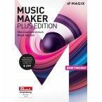 Magix Music Maker Plus Edition (2018) (Download für Windows)