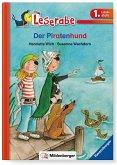 Leserabe 32 - Der Piratenhund und andere Tiergeschichten, 1.Lesestufe