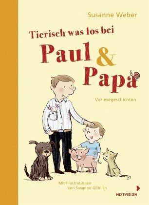 Buch-Reihe Paul & Papa