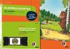 """Bilderbuchkarten """"Der Grüffelo"""" von Axel Scheffler und Julia Donaldson"""
