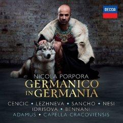 Germanico In Germania - Cencic,Max Emanuel/Lezhneva,Julia/+