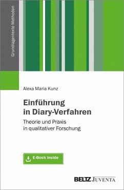 Einführung in Diary-Verfahren - Kunz, Alexa M.