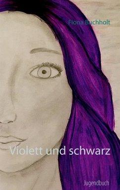 Violett und schwarz