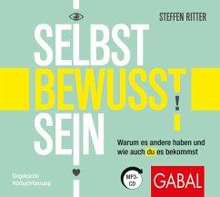 Selbstbewusstsein, 1 MP3-CD - Ritter, Steffen