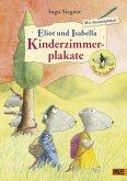 Eliot und Isabella-Kinderzimmerplakate