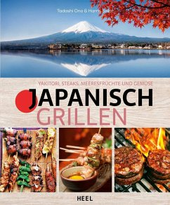 Japanisch Grillen - Ono, Tadashi; Salat, Harris