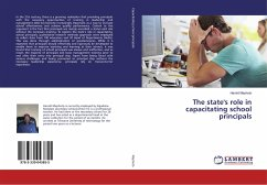The state´s role in capacitating school principals