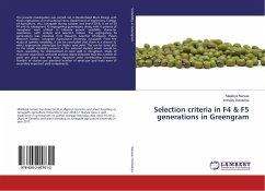 Selection criteria in F4 & F5 generations in Gr...