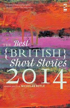 The Best British Short Stories 2014 (eBook, ePUB)
