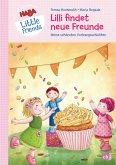 Lilli findet neue Freunde / HABA Little Friends Vorlesegeschichten Bd.1 (eBook, ePUB)