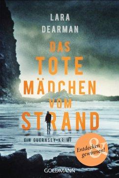 Das tote Mädchen vom Strand / Jennifer Dorey Bd.1 (eBook, ePUB) - Dearman, Lara