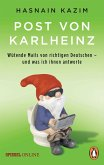 Post von Karlheinz (eBook, ePUB)